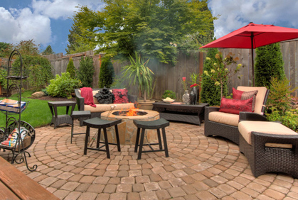 Deck and Patio Design Ideas, Backyard Pictures & Plans on House Backyard Deck id=78391