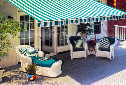 Motorized Patio Awning