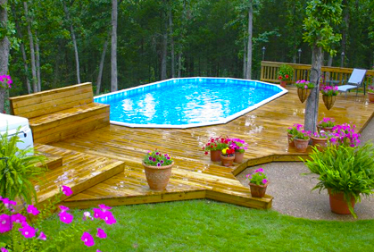 Best Above Ground Pool Designs Ideas And Pictures 2018