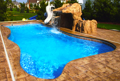 Top Fiberglass Pool Designs Ideas Amp Photos 2018