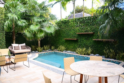 Swimming Pool Patio