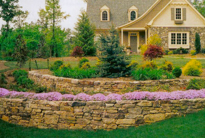 Landscaping Walls