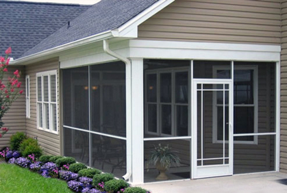 Screened in Patios