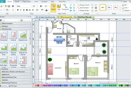 Free architect software best download for home design for Diy house plans software