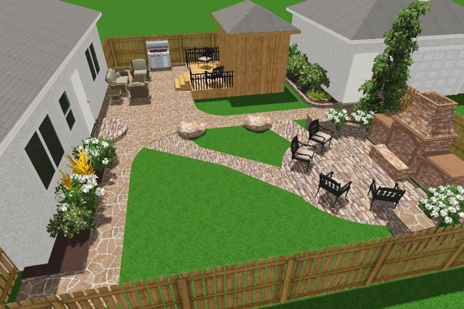 Free Landscape Design Software | Pictures
