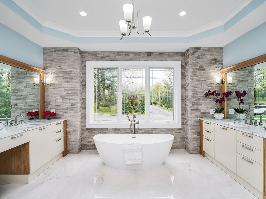 Pictures Of Modern Bathroom Designs
