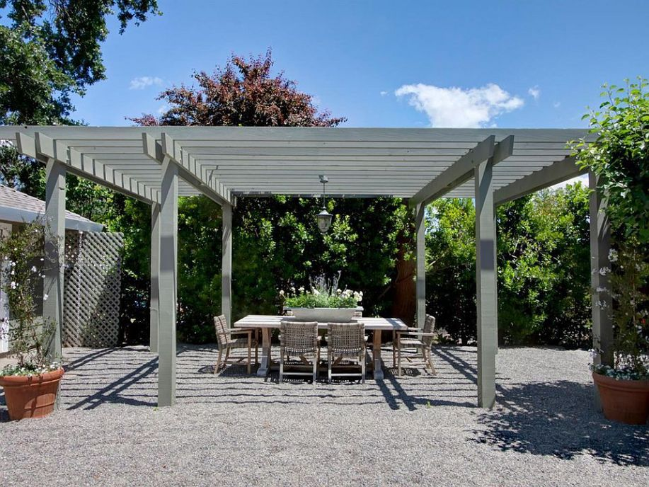 Backyard Pergola Ideas