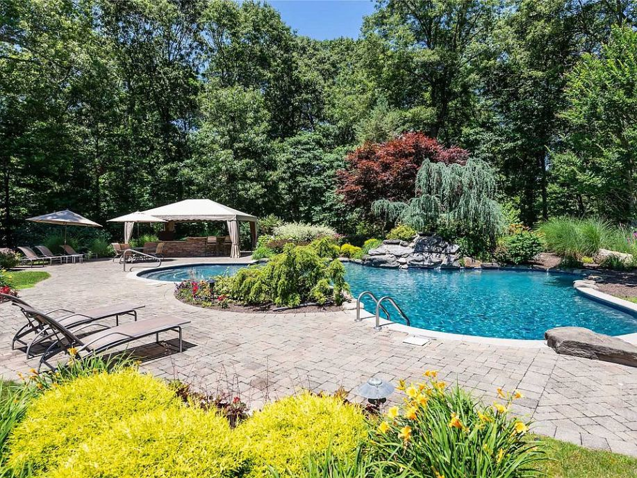 Pool Landscape Designs
