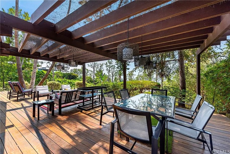 Deck Roof Ideas