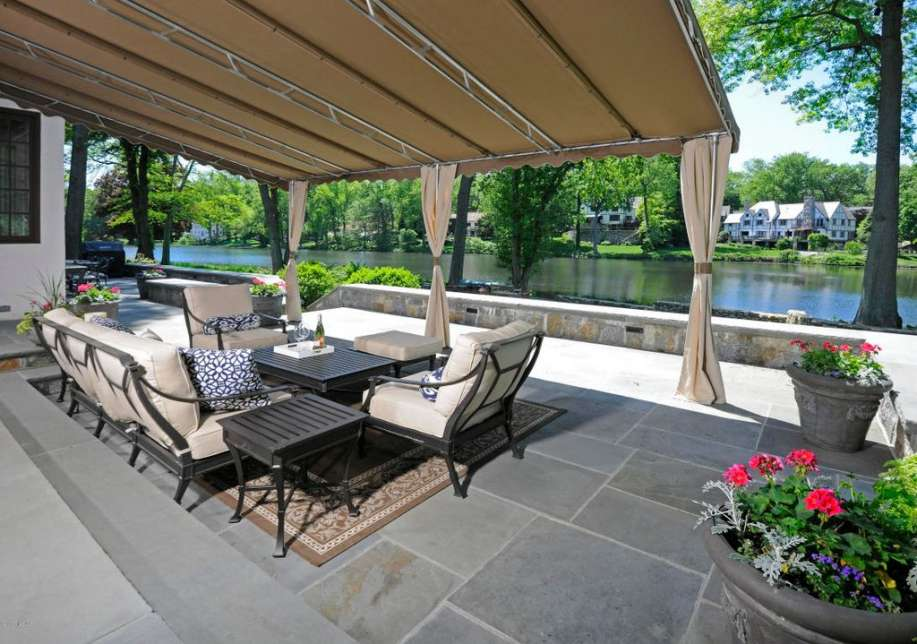 Build A Patio Awning
