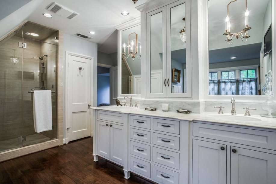 Cabinets for Bathrooms