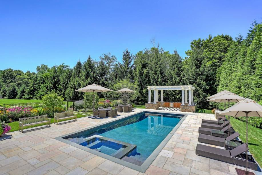 Patio Pool Design