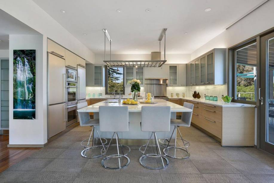 Kitchen Island Design