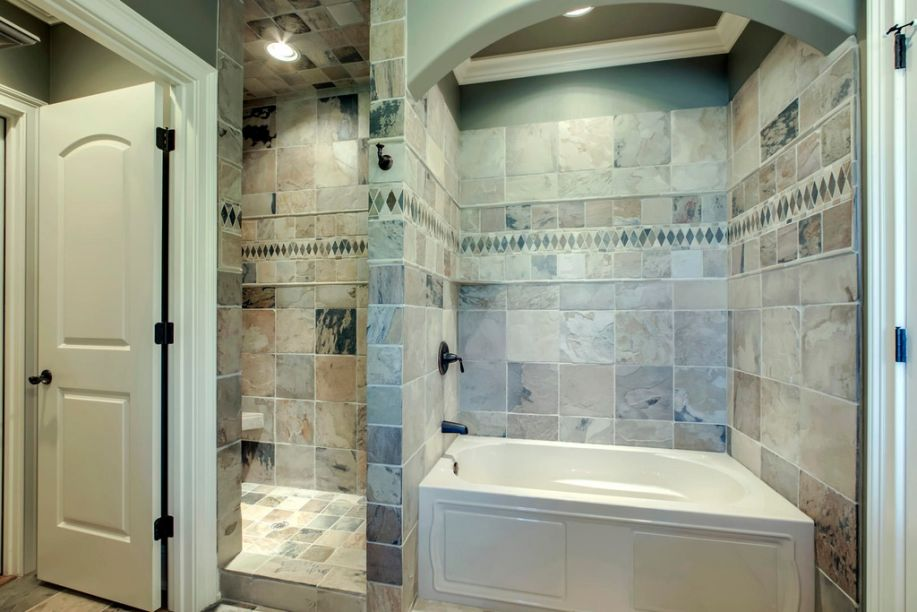 Tiled Shower Designs