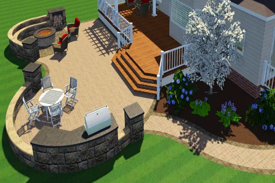 Patio Design Made Easy