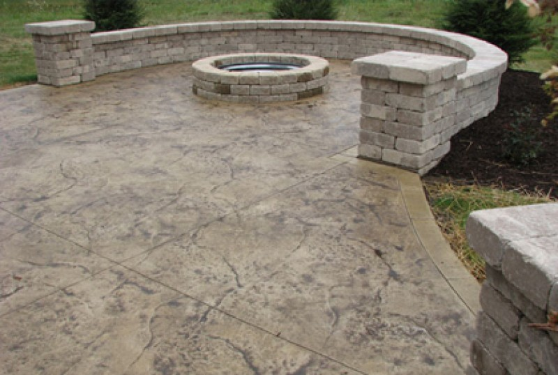 Concrete or Pavers?