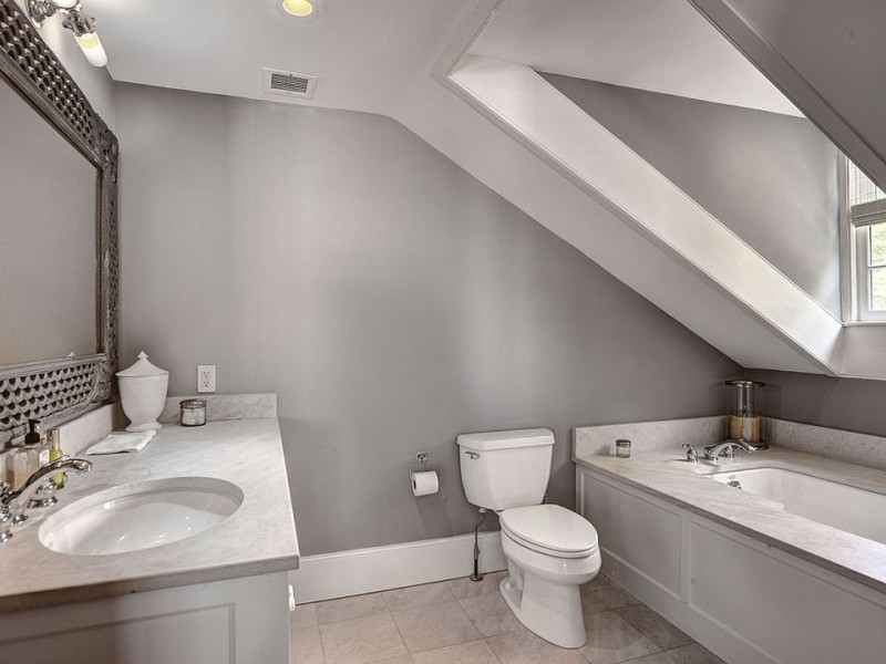 Best Sherwin Williams Gray for Bathroom