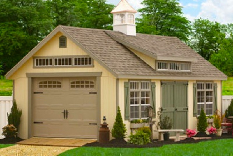 Garage and Shed Design