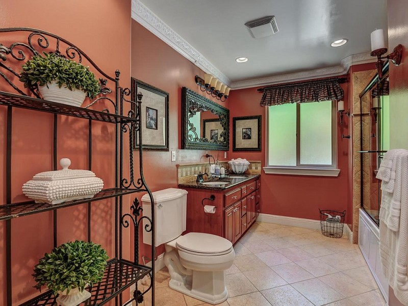 Country Bathroom Ideas