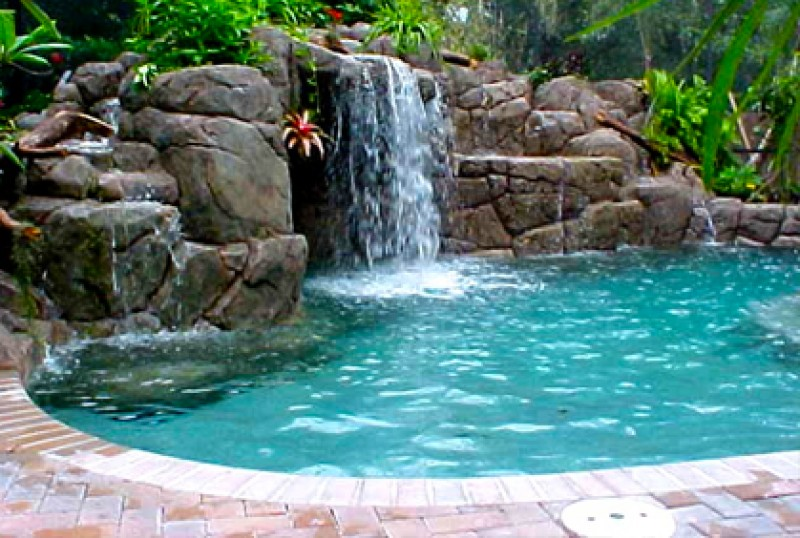 Waterfall Design Ideas