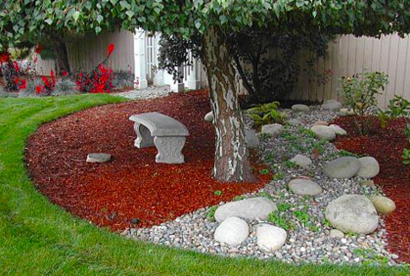 Landscaping with Rocks
