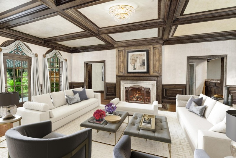 Designer Living Rooms