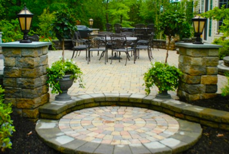 Backyard Patio Layouts
