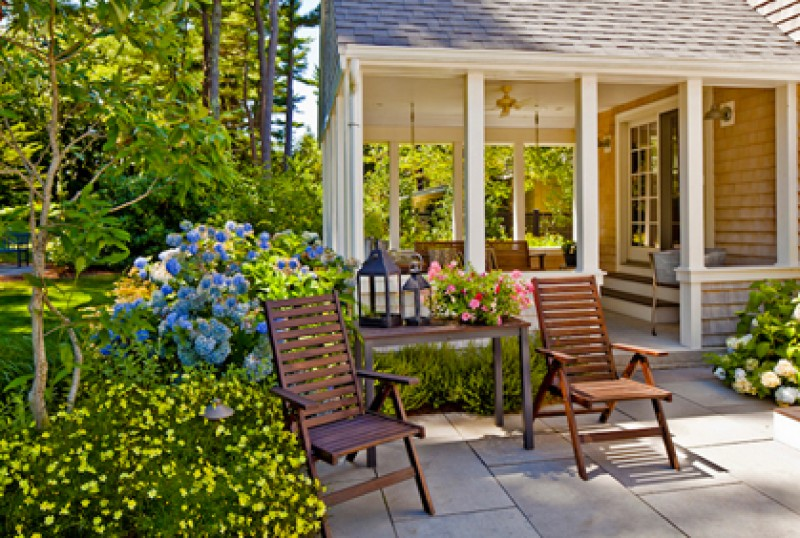 Landscaping your Patio