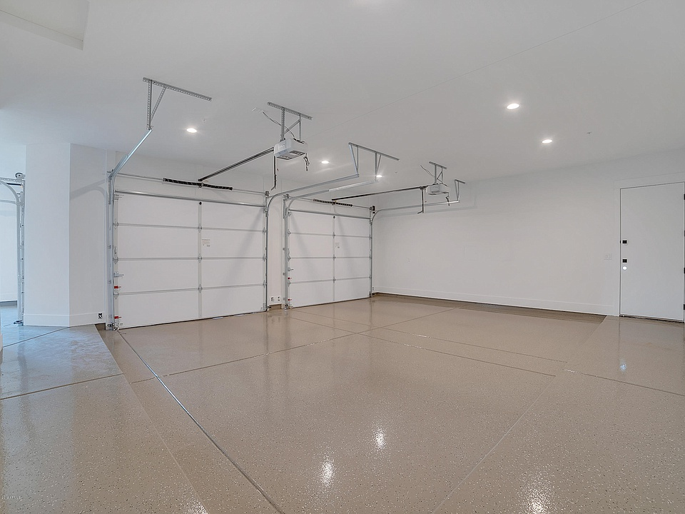 Garage Flooring Options