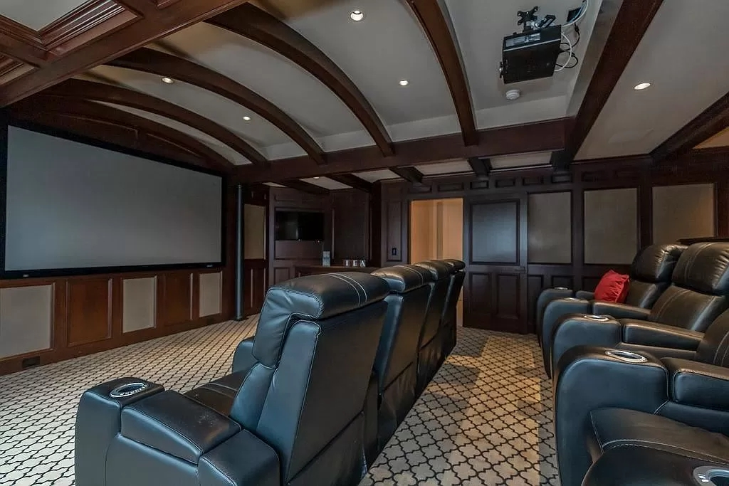 Home Theater Room Ideas